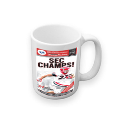 Coffee Mug: SEC Championship Field Edition