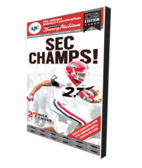 Wall Plaque: SEC Champions Field Edition