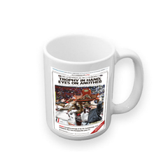 Coffee Mug: SEC Championship Sports Section Front