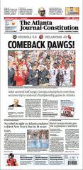 AJC Newspaper: January 2, 2018 Edition